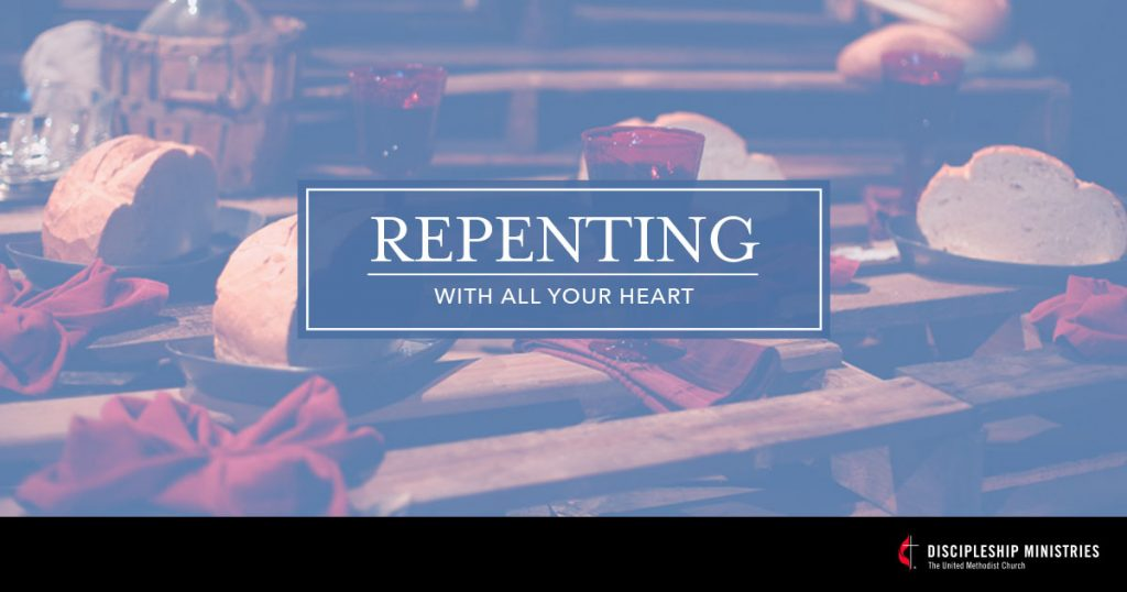 Repenting